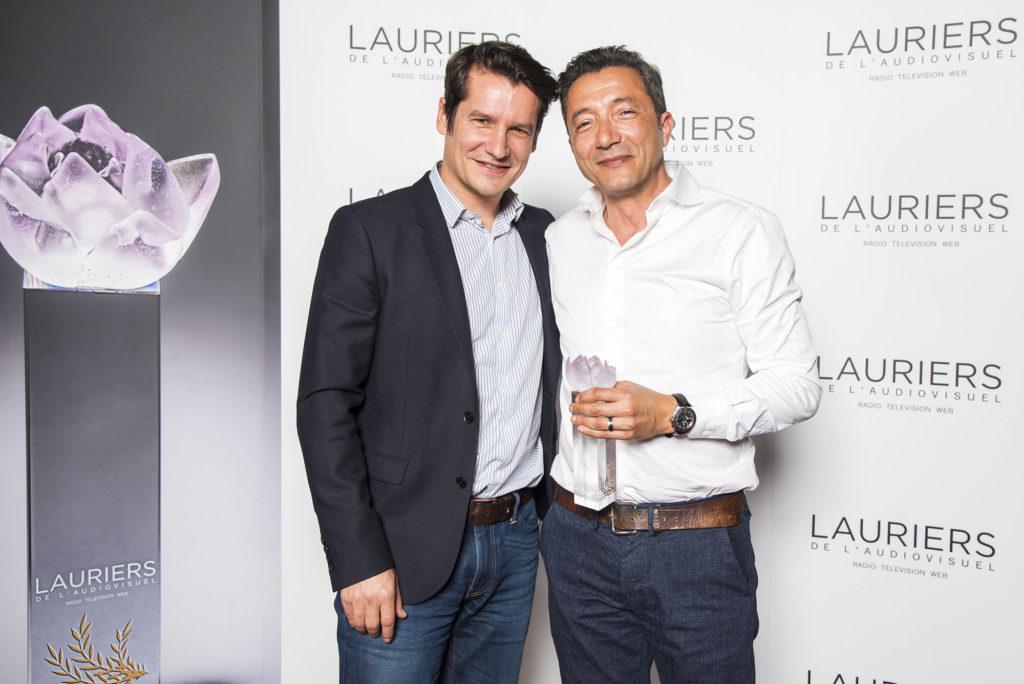 Laurier Grand Reporter Prix Patrick Bourrat
