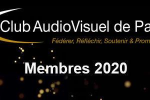 Membre 2020